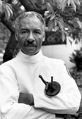 Harold Hayes Fencing Master Alameda CA